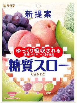 <p_00212>糖質スローキャンデー